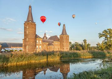 Parkstad Ballonfestival 2016 van