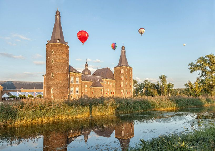 Parkstad Ballonfestival 2016 van John Kreukniet