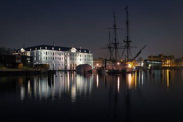 Het Scheepvaartmuseum sur Bart Hendrix