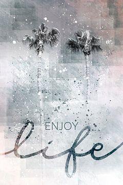 Palm idyll | profiter de la vie sur Melanie Viola