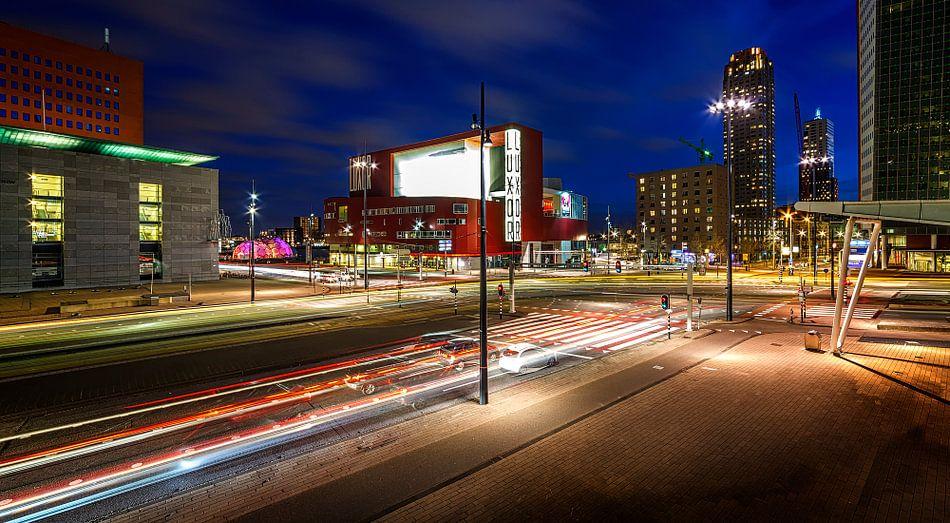 Rotterdam Nieuwe Luxor Theater van Rob van der Teen