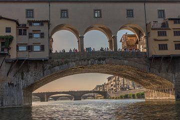 Ponte Vecchio von Pieter van der Zweep