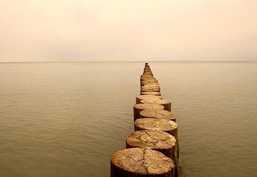 Der Weg ins Meer - 1- von Heike Hultsch