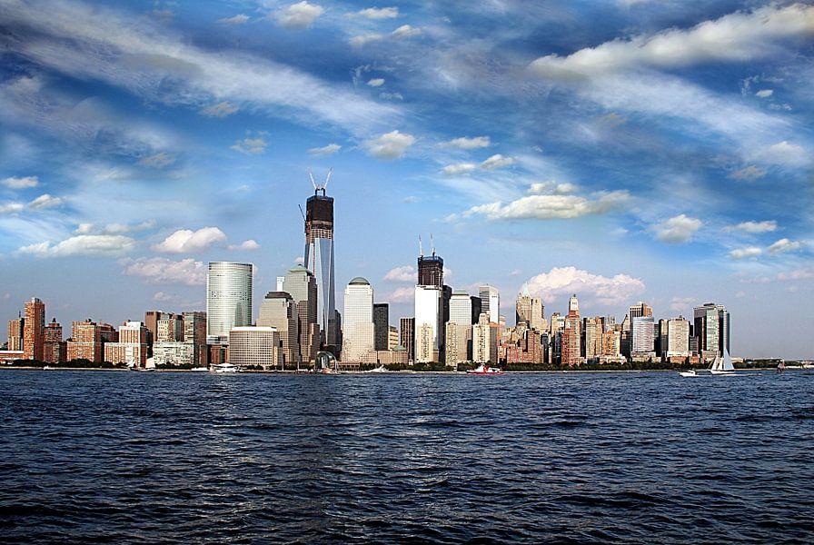 New York City van Renate Knapp