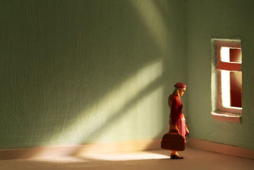 Ode aan Edward Hopper van Remko Killaars