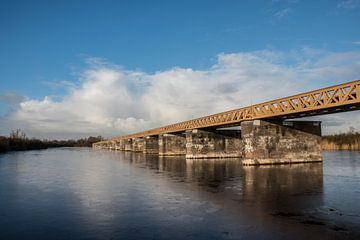 Nussschachtbrücke 's-Hertogenbosch von Marc van Tilborg