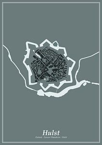 Festungsstadt - Stechpalme