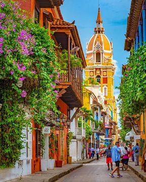 Cartagena, Kolumbien von Remco Piet