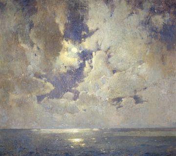Emil Carlsen~Der Himmel erzählt