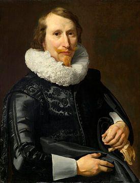 Porträt eines Gentleman, Thomas de Keyser