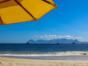 View on Rio de Janeiro van