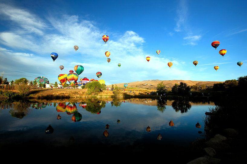 Reno Ballooning van Leo Roest