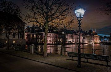 Hofvijver Den Haag von Mario Calma