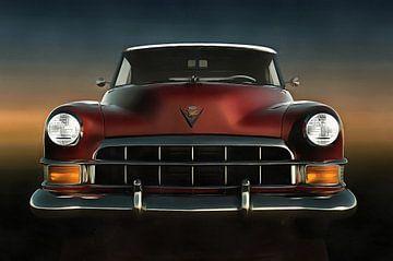 Klassieke auto –Old-timer Cadillac