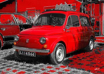 Fiat 500 Giardiniera van aRi F. Huber