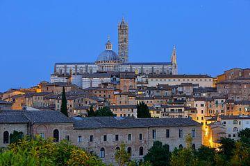 Stapelstadt Siena von Patrick Lohmüller