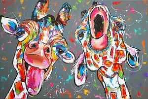 Zingende giraffen