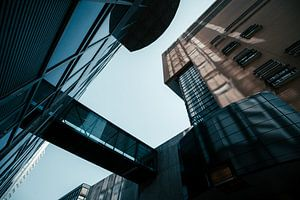 Buildings above. van Dylan Barkley