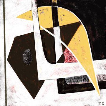 Abstraktion 2 von Martin Groenhout