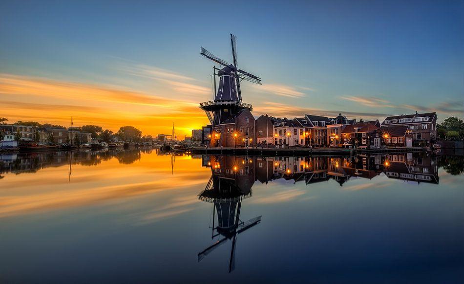 Historische Haarlem van Costas Ganasos