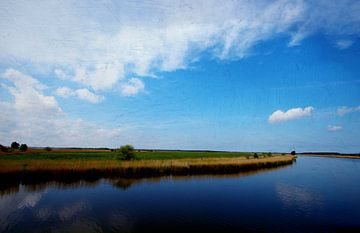 Sommer am Meer van Heike Hultsch