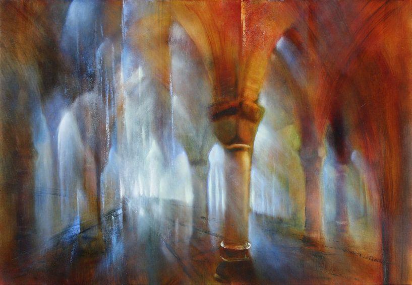 Säulenhalle von Annette Schmucker