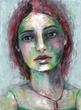 Kyra von Flow Painting