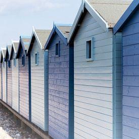 Strandhuisjes sur Irene Hoekstra