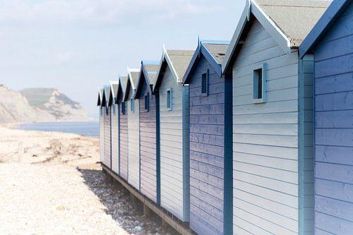 Strandhuisjes van Irene Hoekstra