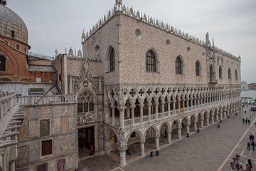 Dogen paleis in Venetie, Italie van Joost Adriaanse