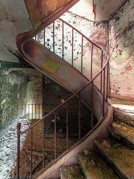 Treppe des Verfalls von Olivier Van Cauwelaert