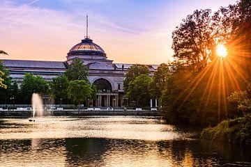 Kurhaus im Sonnenstern von Jens Sessler