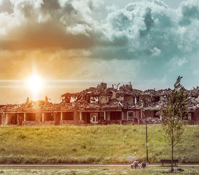 At Worlds End van Geert Roelofs