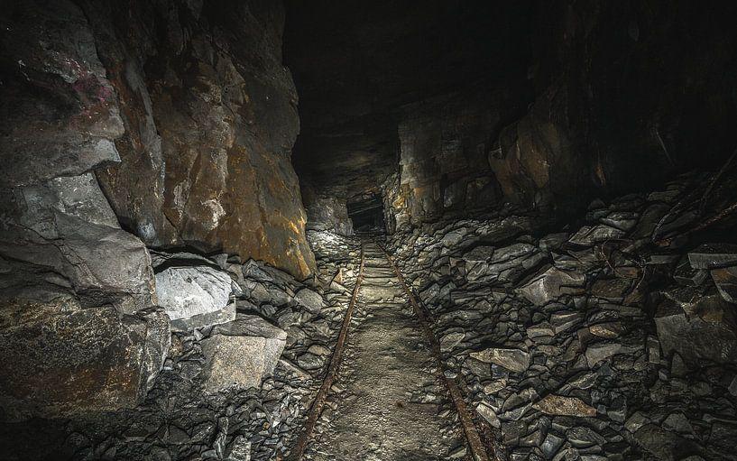 Verlassene Mine von Joren Mus