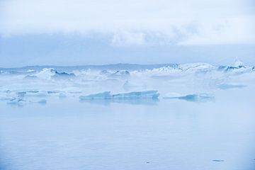 Vatnajökull, Ijsland von Paul Barendregt