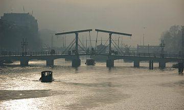 Magere Brug  Amsterdam van Ipo Reinhold