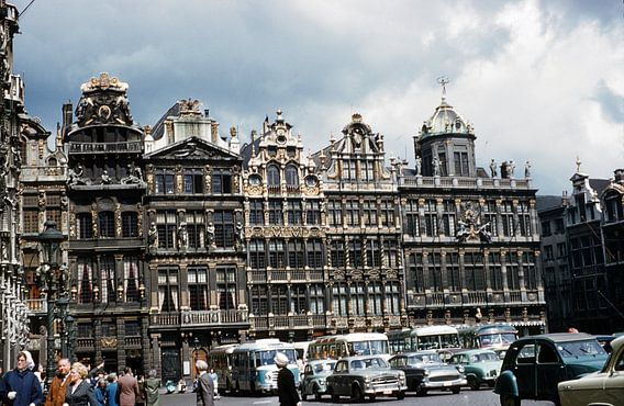 Vintage Brussel van Jaap Ros