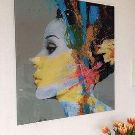 Photo de nos clients: Coco sur Atelier Paint-Ing