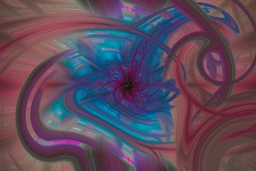 Digital abstract nr 13