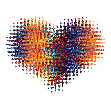 hart van Marion Tenbergen