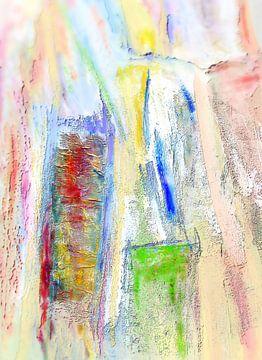 Abstrakt Art3 vari 1 von Claudia Gründler