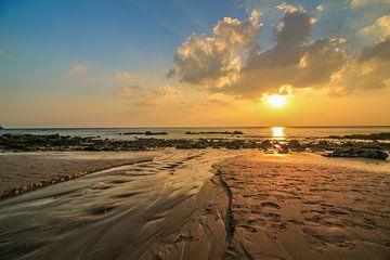 Sunset in Koh Lanta von Jurjen Huisman