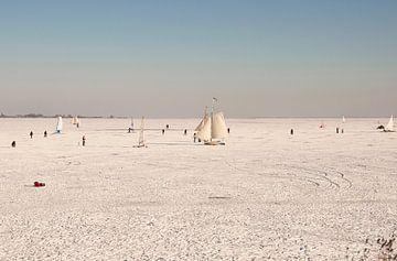IJszeilen op de Gouwzee van Barbara Brolsma