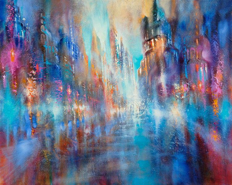 Into the light von Annette Schmucker