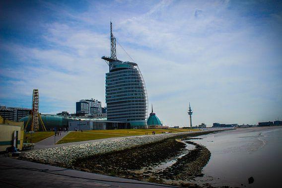Bremerhaven 2 von Walter Zettl