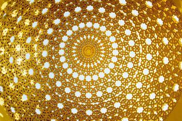 gouden koepel van Renée Teunis