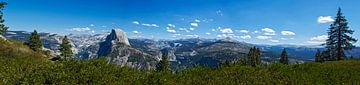 Yosemite Half Dome von Eric van den Berg