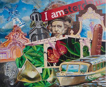 Amsterdam Transitie von Jeroen Quirijns