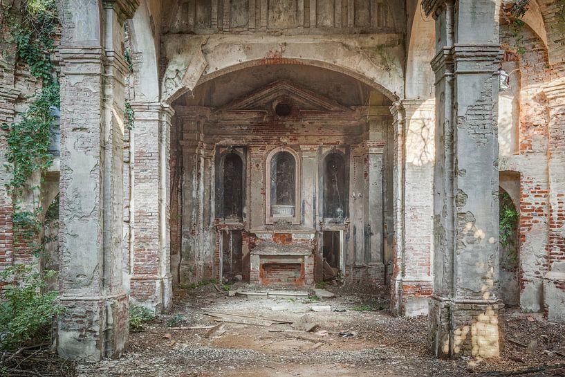 Versteckter Altar von Perry Wiertz