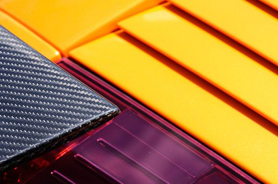 Lamborghini Gallardo Superleggera detail van Sjoerd van der Wal
